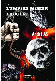 L'EMPIRE MINIER EXOGENE - Couverture de livre auto édité