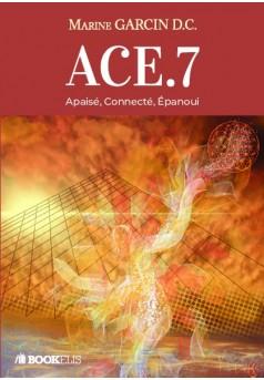 ACE.7  - Couverture de livre auto édité