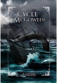 Le Cycle de McGowein - Couverture Ebook auto édité