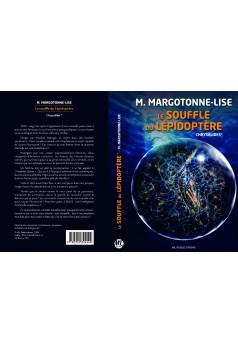 LE SOUFFLE DU LÉPIDOPTÈRE - Couverture Ebook auto édité