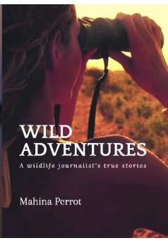 Wild Adventures - Couverture de livre auto édité