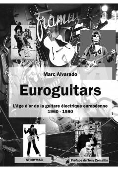 Euroguitars - Couverture Ebook auto édité