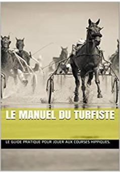 Le Manuel du Turfiste - Couverture Ebook auto édité
