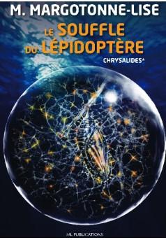 LE SOUFFLE DU LÉPIDOPTÈRE - Couverture de livre auto édité