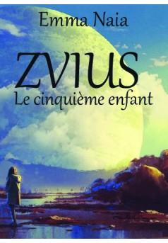 Zvius - Couverture de livre auto édité