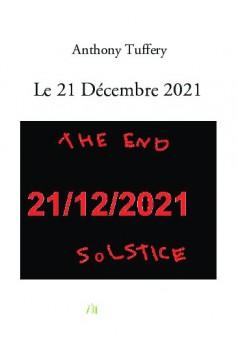 Le 21 Décembre 2021 - Couverture de livre auto édité