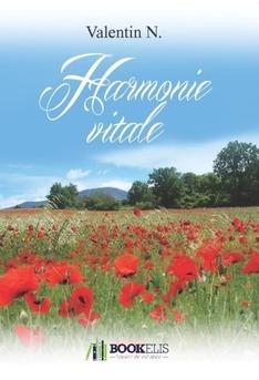 Harmonie Vitale - Couverture de livre auto édité