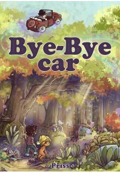 Bye-Bye Car - Couverture Ebook auto édité
