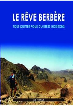 Le rêve berbère - Couverture de livre auto édité