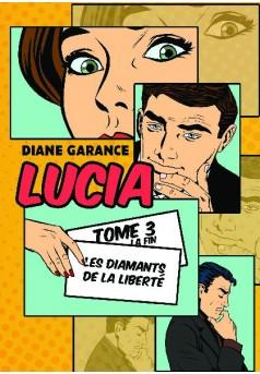 Lucia - Couverture de livre auto édité