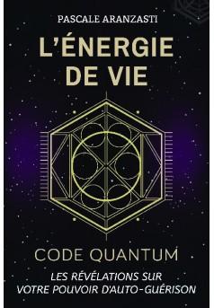 L'énergie de vie - Couverture de livre auto édité