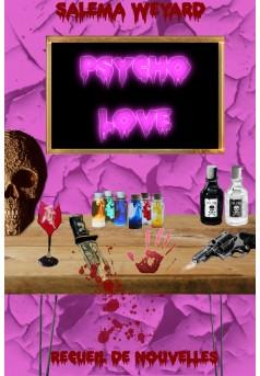 Psycho Love - Couverture Ebook auto édité
