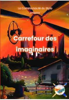 Carrefour des imaginaires - Couverture de livre auto édité