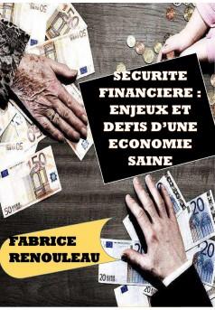 sécurité financière - Couverture Ebook auto édité