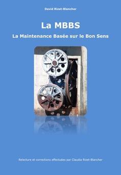 LA MBBS - LA MAINTENANCE BASEE SUR LE BON SENS - Couverture Ebook auto édité