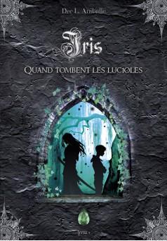 Iris (Livre 1) - Couverture Ebook auto édité