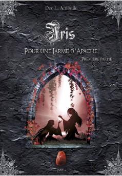 Iris (Livre 4) - Couverture Ebook auto édité