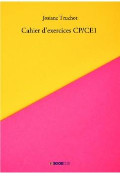 Cahier d'exercices CP/CE1 - Couverture de livre auto édité