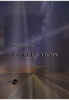 Digital Art Collection - Couverture Ebook auto édité