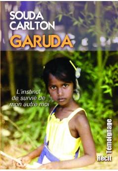 GARUDA - Couverture de livre auto édité