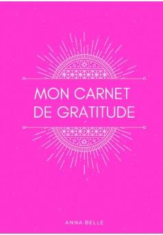 Mon Carnet de Gratitude - Couverture de livre auto édité