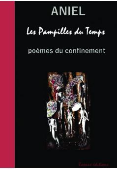 Les pampilles du Temps - Couverture de livre auto édité