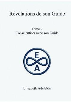 Révélations de son Guide - Couverture de livre auto édité