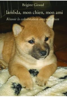 lambda, mon chien, mon ami - Couverture de livre auto édité