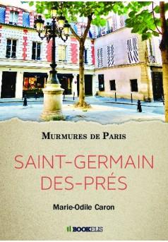 SAINT-GERMAIN-DES-PRES - Couverture de livre auto édité