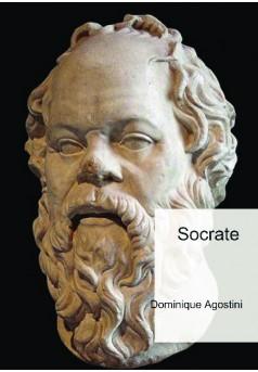 Socrate - Couverture de livre auto édité