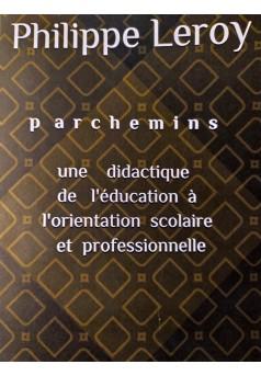 PARCHEMINS - Couverture Ebook auto édité