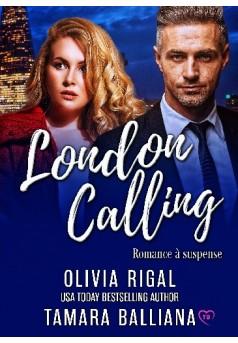 London Calling - Couverture de livre auto édité