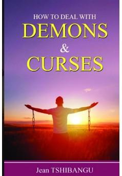 How to Deal With Demons & Curses - Couverture de livre auto édité