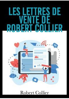 Les lettres de vente de Robert Collier - Couverture de livre auto édité