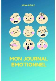 Mon Journal Emotionnel - Couverture de livre auto édité