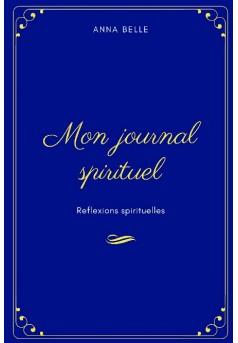 Mon Journal Spirituel - Couverture de livre auto édité