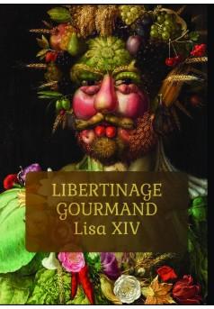 Libertinage Gourmand - Couverture de livre auto édité