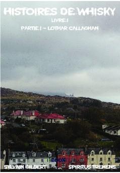 Histoires de Whisky - Couverture de livre auto édité