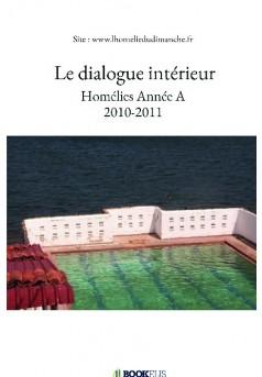 Le dialogue intérieur - Couverture de livre auto édité