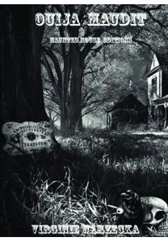 Ouija Maudit - Couverture de livre auto édité
