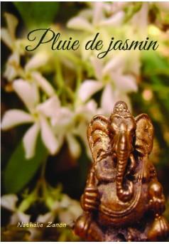 Pluie de jasmin - Couverture de livre auto édité