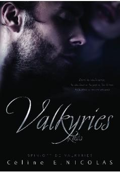 Valkyries : Linda - Couverture de livre auto édité