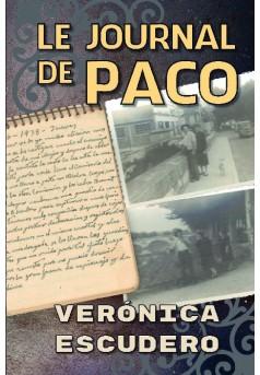 Le journal de Paco - Couverture de livre auto édité