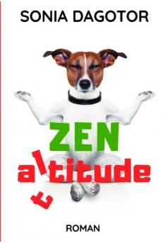 ZEN ALTITUDE - Couverture de livre auto édité