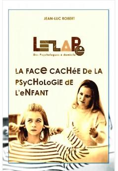 LezAPe : La face cachée de la psychologie de l'enfant - Couverture de livre auto édité