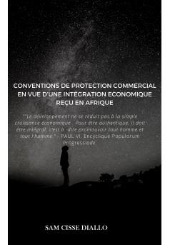 Conventions de Protection Commercial  - Couverture Ebook auto édité