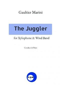 The Juggler - Couverture de livre auto édité