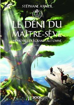 Mémoires du Grand Automne - Cover book