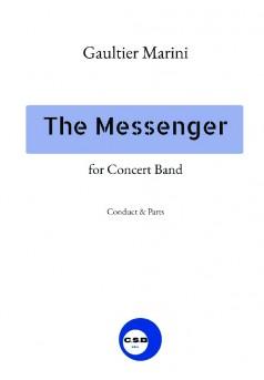 The Messenger - Couverture de livre auto édité