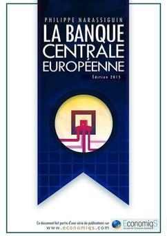 La Banque Centrale Européenne - Couverture Ebook auto édité